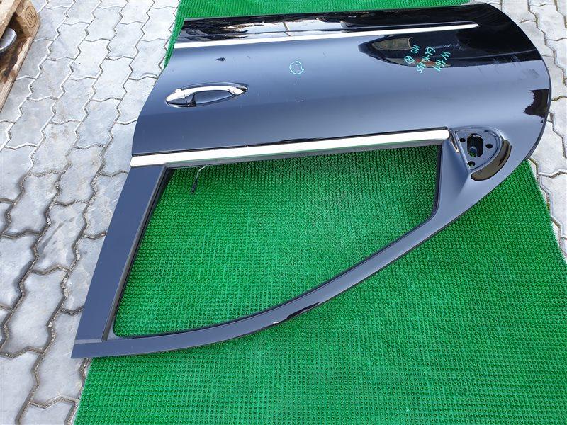 Молдинг двери Mercedes-Benz Gl-Class X164 M273 2008 передний левый (б/у)