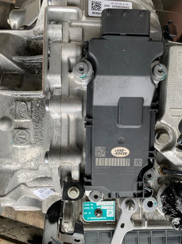 Блок управления акпп Land Rover Range Rover Evoque L538 204PT 2016 (б/у)