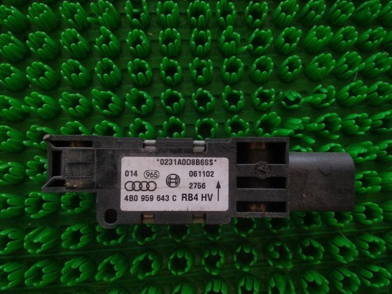 Датчик airbag Audi Q5 8RB 2010 (б/у)