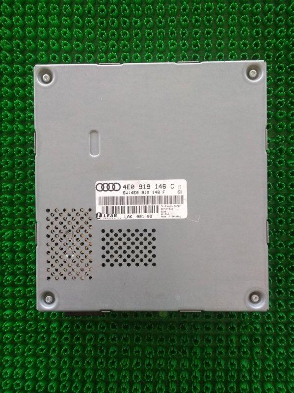 Блок электронный Audi Q5 8RB 2010 (б/у)