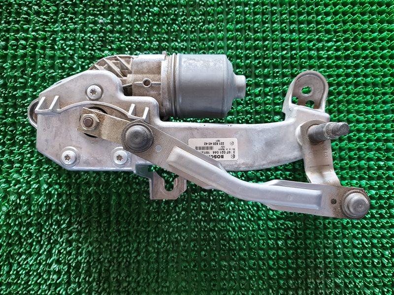 Моторчик дворников Mercedes-Benz S-Class W221 M273 E55 2008 правый (б/у)
