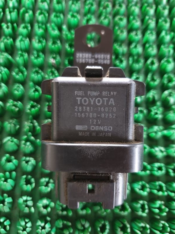 Реле Toyota Land Cruiser HDJ81 1HDT 1996 (б/у)