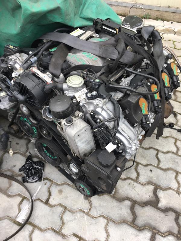 Шкив коленвала Mercedes-Benz S-Class W221 M273 E55 2008 (б/у)
