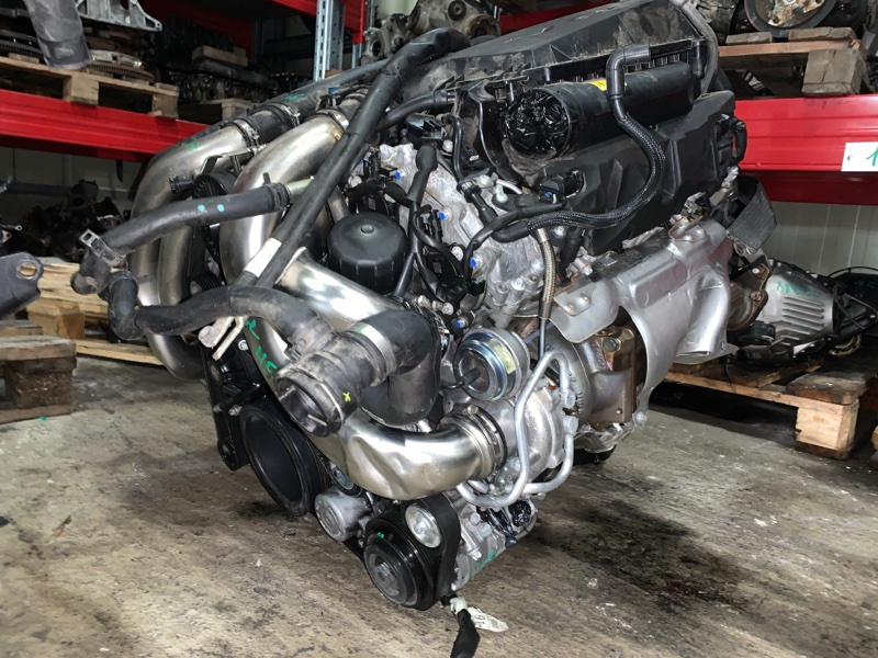 Двигатель Mercedes-Benz Gl-Class X166 M278.928 2014 (б/у)