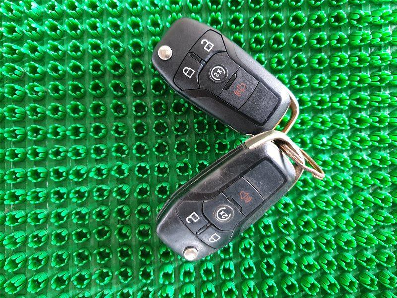 Ключ зажигания Ford F150 1FTEW1EG5GKD74408 3.5 GTDI 2017 (б/у)