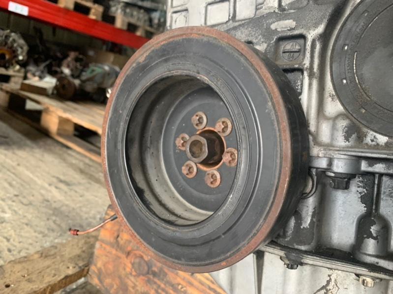 Шкив коленвала Bmw 3-Series E90 N52B30 2008 (б/у)