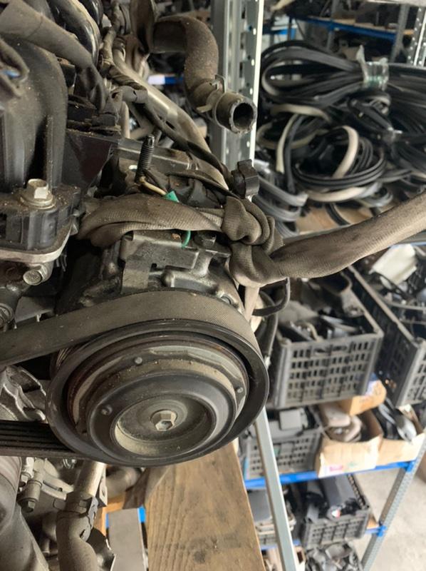 Компрессор кондиционера Dodge Challenger ERB 2016 (б/у)