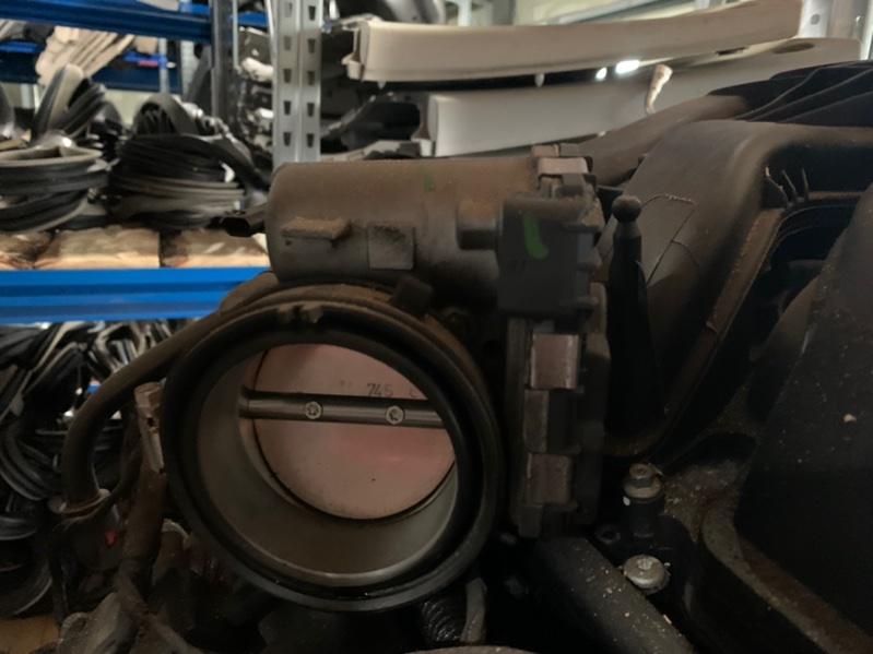 Дроссельная заслонка Dodge Challenger ERB 2016 (б/у)