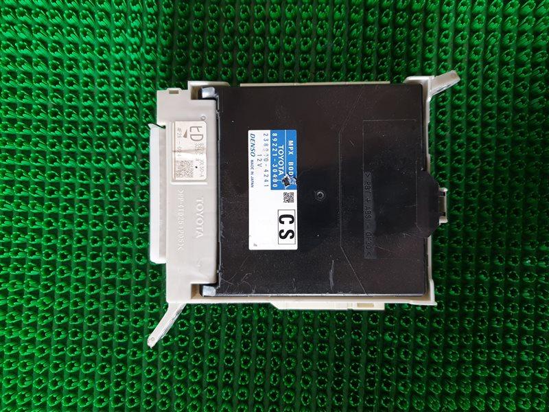 Блок предохранителей Lexus Gs GRL10 2GRFSE 2014 (б/у)