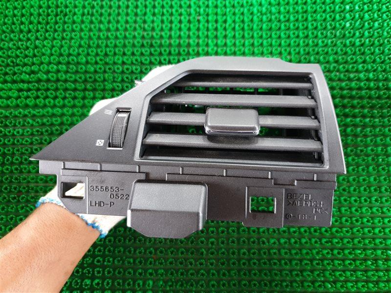 Дефлектор воздушный Lexus Gs GRL10 2GRFSE 2014 левый (б/у)