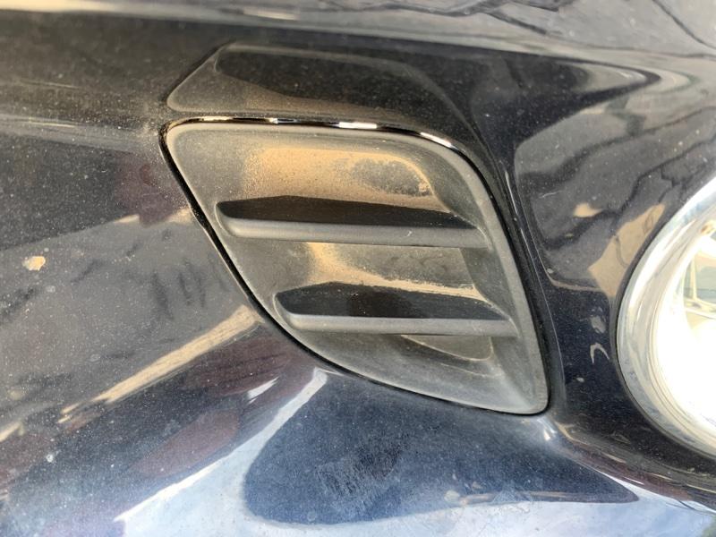 Заглушка бампера Lexus Gs GRL10 2GR-FSE 2014 передняя левая (б/у)