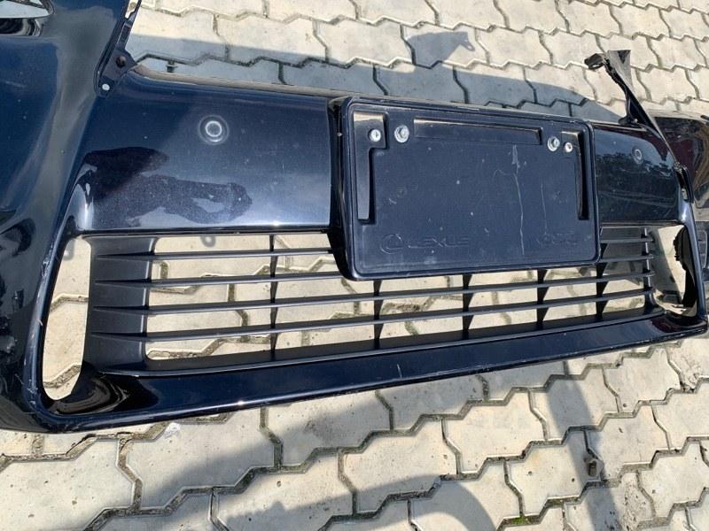 Решетка бампера Lexus Gs GRL10 2GR-FSE 2014 передняя (б/у)