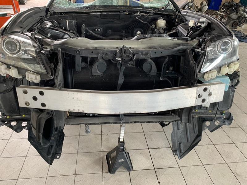Жесткость бампера Lexus Gs GRL10 2GRFSE 2014 передний (б/у)
