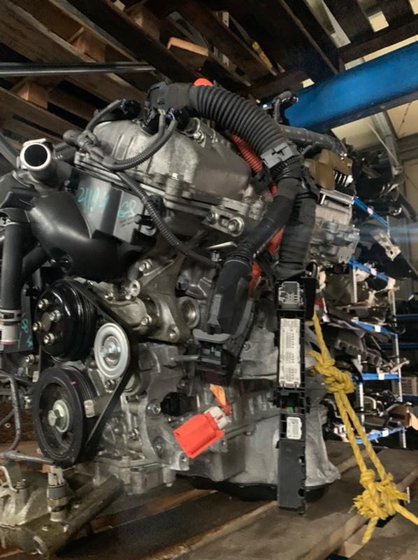 Головка блока цилиндров Lexus Gs GWL10 2GRFXE 2014 левая (б/у)