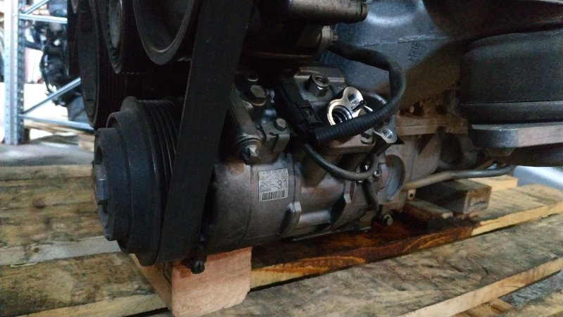 Компрессор кондиционера Mercedes-Benz Glk-Class X204 272.991 2012 (б/у)
