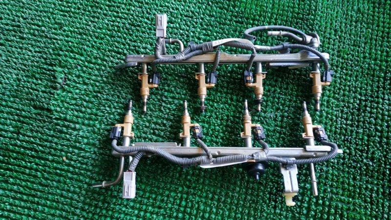 Форсунки топливные Toyota Land Cruiser URJ200 3UR-FE 2012 (б/у)