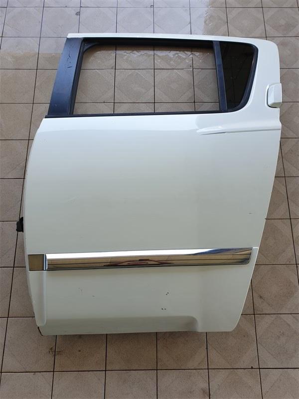 Дверь Infiniti Qx56 JA60 VK56DE 2006 задняя левая (б/у)