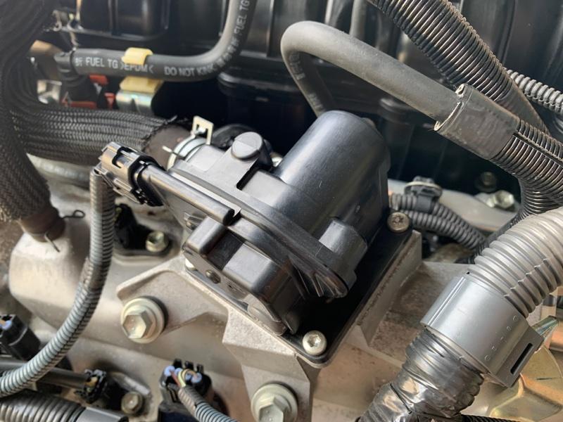Клапан egr Lexus Gx460 URJ150 1URFE 2013 (б/у)