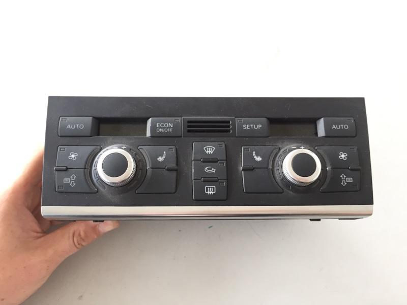 Блок управления климат-контролем Audi Q7 4L BAR 2007 (б/у)