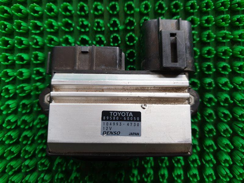 Блок электронный Lexus Gx460 URJ150 1URFE 2014 (б/у)