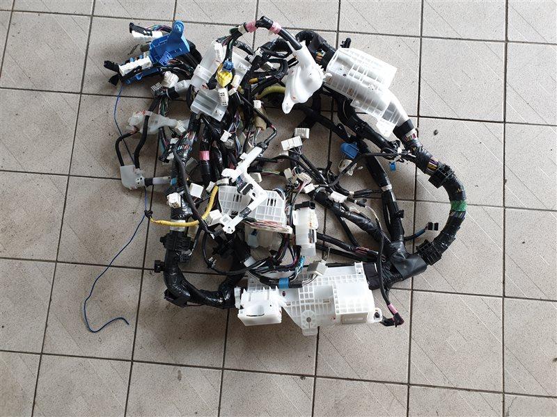 Проводка салона Lexus Gx460 URJ150 1URFE 2014 (б/у)