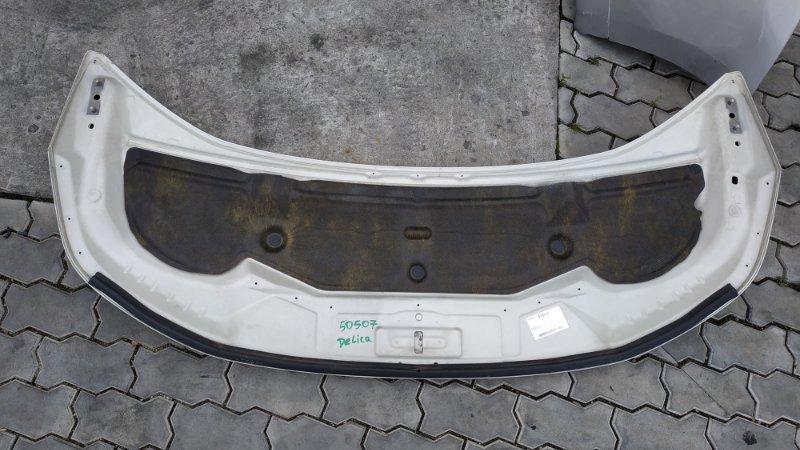 Обшивка капота Mitsubishi Delica D5 CV5W 2008 (б/у)