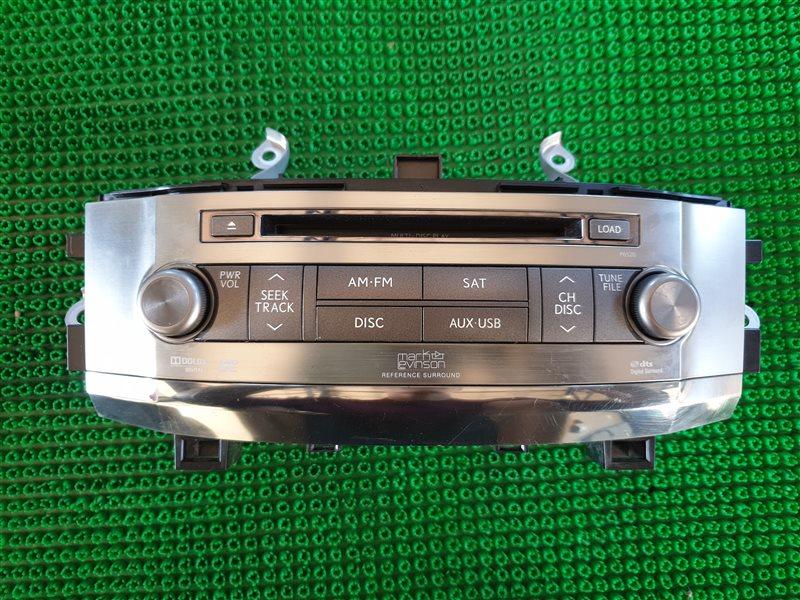Магнитола Lexus Lx570 URJ201 3URFE 2009 (б/у)