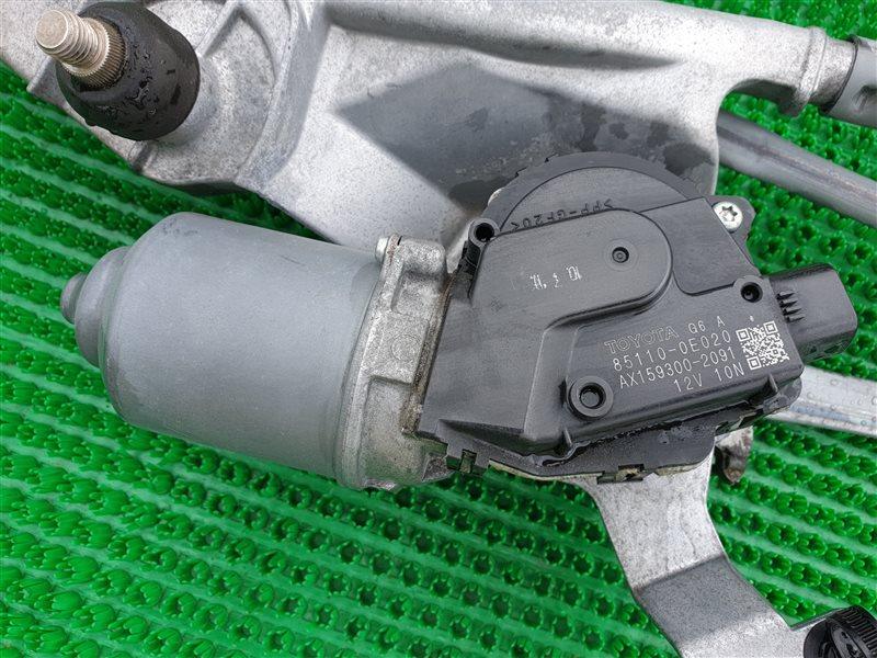 Мотор дворников Lexus Rx GGL15 2GRFE 2011 (б/у)