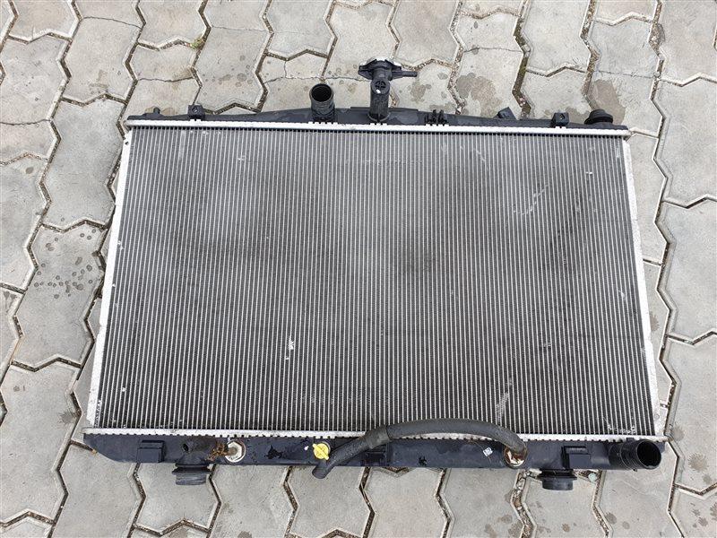 Радиатор двигателя Lexus Rx GGL15 2GRFE 2011 (б/у)