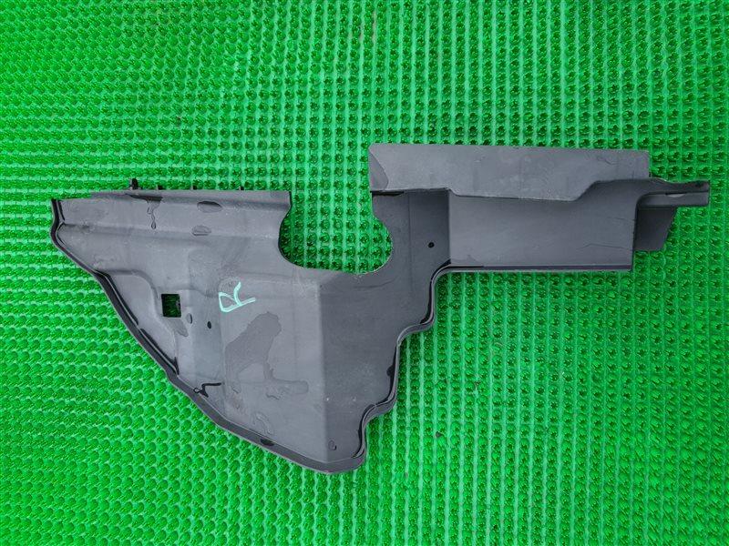Защита радиатора Lexus Rx GGL15 2GRFE 2011 правая (б/у)