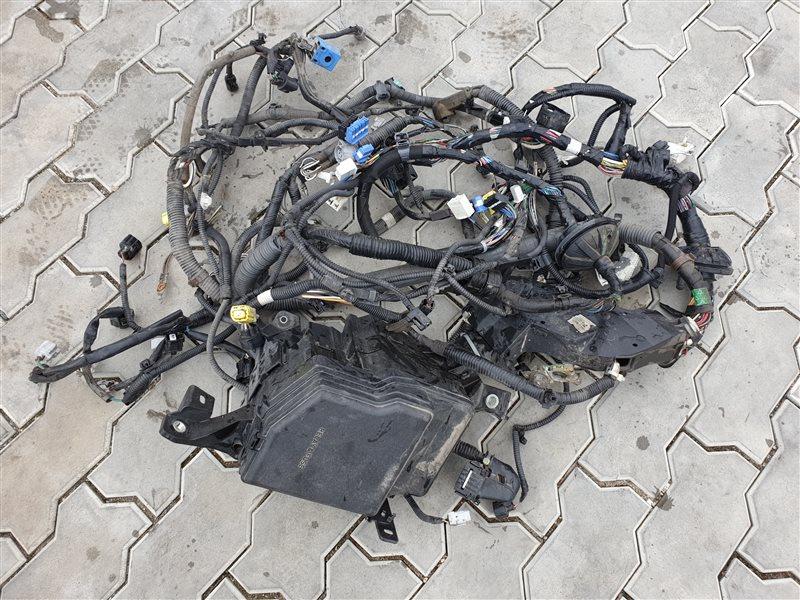 Блок предохранителей под капот Lexus Rx GGL15 2GRFE 2011 (б/у)
