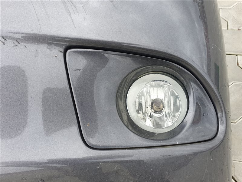 Накладка противотуманной фары Lexus Rx GGL15 2GRFE 2011 левая (б/у)