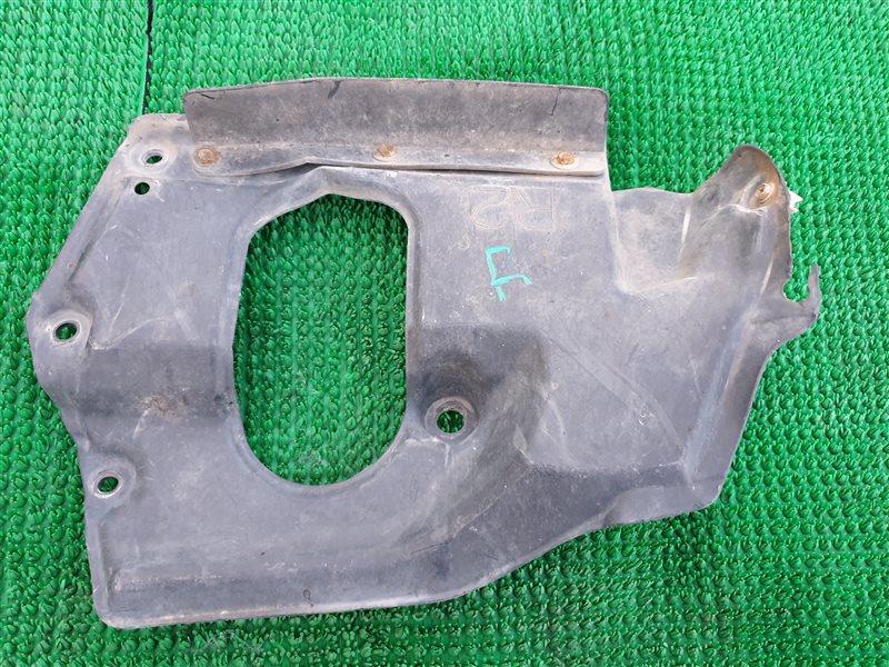 Защита бампера Lexus Lx570 URJ201 3URFE 2009 задняя правая (б/у)