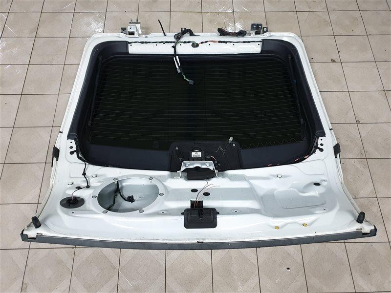 Стекло двери багажника Land Rover Range Rover Sport L320 448PN 2007 (б/у)