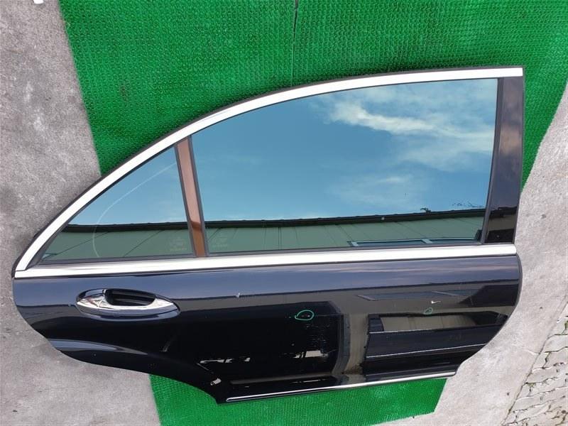 Форточка двери Mercedes-Benz S-Class W221 M273E55 2008 задняя правая (б/у)