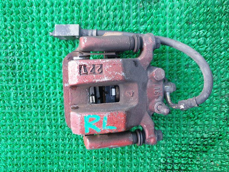 Суппорт тормозной Infiniti Fx45 S50 VK45 2007 задний левый (б/у)