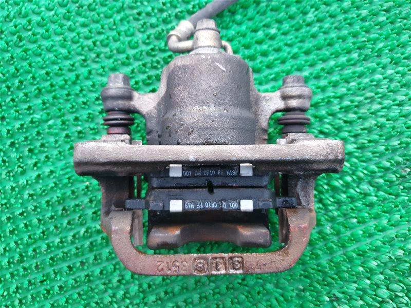 Колодки тормозные Infiniti Fx45 S50 VK45 2007 задние (б/у)