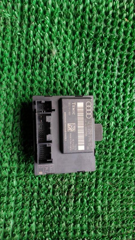 Блок электронный Audi Q7 4L BAR 2008 (б/у)