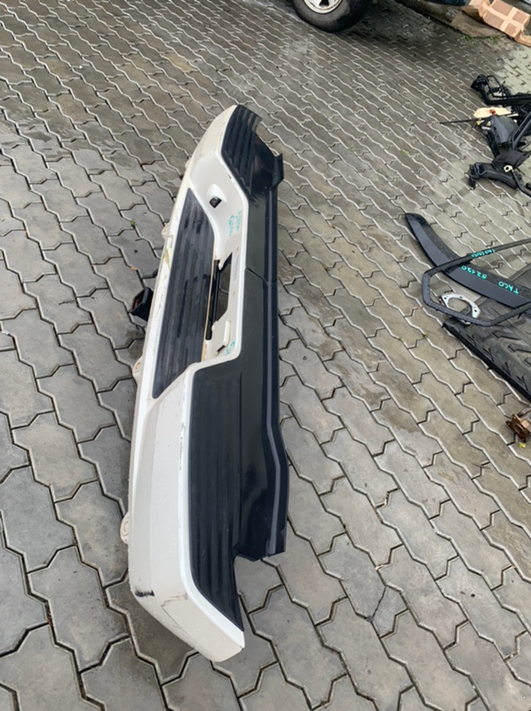 Накладка на бампер Cadillac Escalade GMT900 L92 2008 задняя правая (б/у)