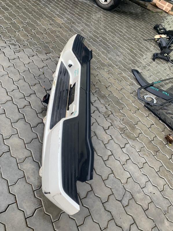 Накладка на бампер Cadillac Escalade Ext GMT900 L92 2008 задняя левая (б/у)