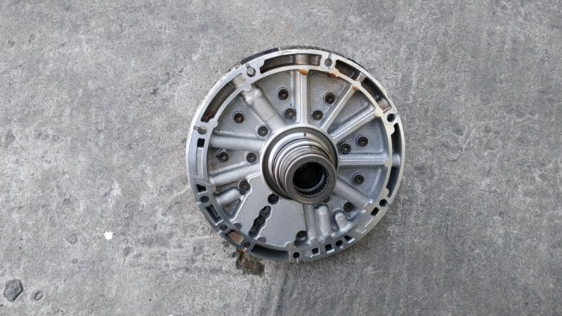 Корпус масляного насоса акпп Toyota Tundra UCK50 3URFE 2007 (б/у)