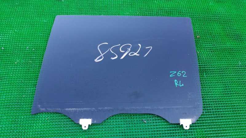 Стекло двери Infiniti Qx56 Z62 VK56VD 2012 заднее левое (б/у)