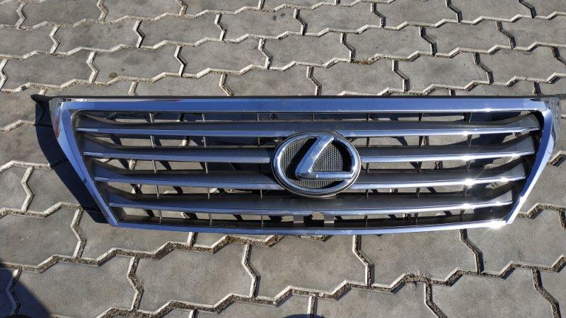 Решетка радиатора Lexus Lx570 URJ201 3URFE 2008 (б/у)