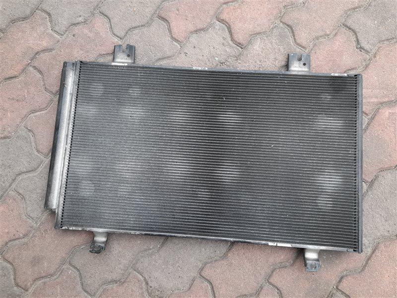 Радиатор кондиционера Lexus Gs GRL10 2GRFSE 2014 (б/у)