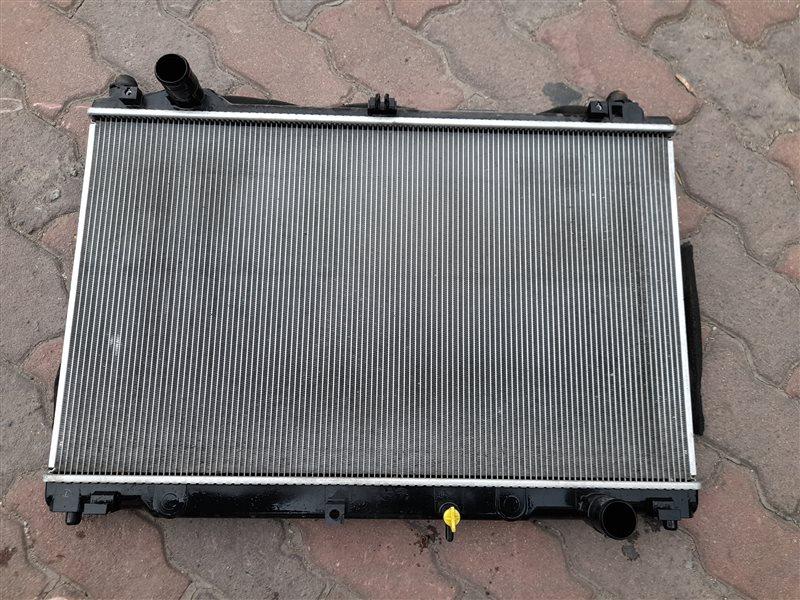 Радиатор двигателя Lexus Gs GRL10 2GRFSE 2014 (б/у)