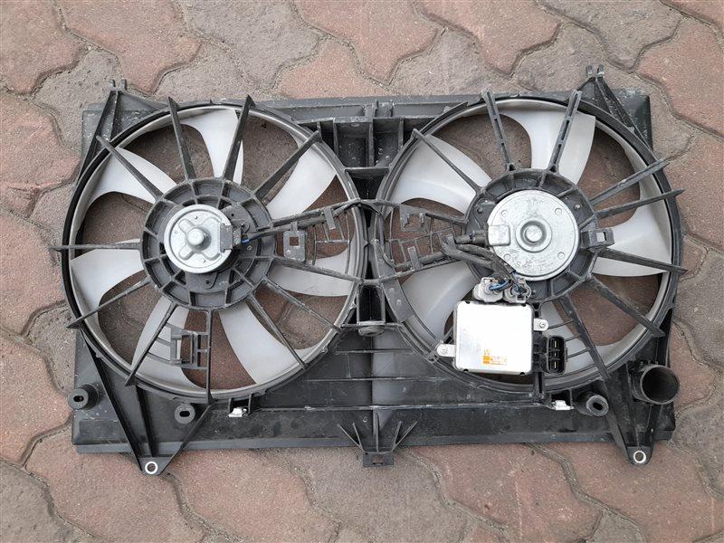 Диффузор радиатора Lexus Gs GRL10 2GRFSE 2014 (б/у)