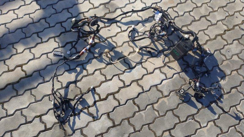 Коса под капот Suzuki Jimny JB23W K6AT 2008 (б/у)