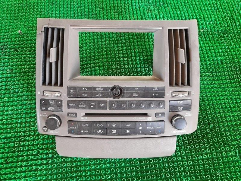 Консоль климат контроля Infiniti Fx35 S50 VQ35DE 2005 (б/у)