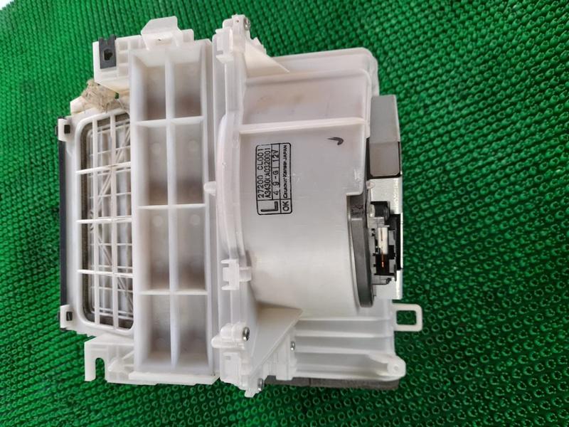 Мотор печки Infiniti Fx35 S50 VQ35DE 2005 (б/у)