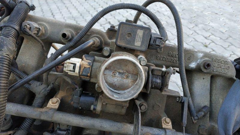 Заслонка дроссельная Jeep Wrangler TJ ERH 2000 (б/у)
